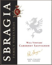 Sbragia Family Vineyards-Cab Sauvignon
