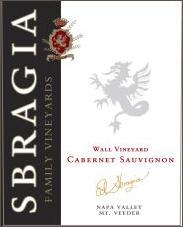 Sbragia Family Vineyards-Cab Sauvignon
