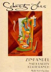 Schuetz Randall / Fourwater Green-Zinfandel