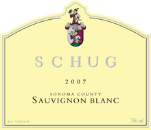 Schug Carneros Estate Winery-SauvignonBlanc