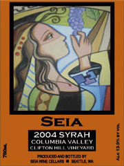 Seia Wine Cellars-Syrah