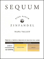 Sequum - Napa Valley Zinfandel