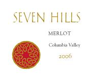 Seven Hills Winery-Merlot