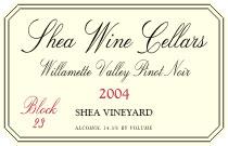 Shea Wine Cellars-Pinot Noir