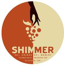 Shimmer Wines-Shiraz Merlot