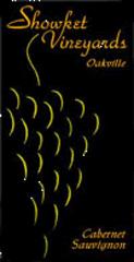 Showket Vineyards-Cabernet Sauvignon