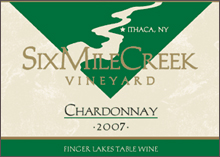 Six Mile Creek Vineyard - Chardonnay