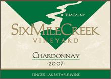 Six Mile Creek Vineyard - Chardonnay