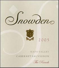 Snowden Winery-Cabernet Sauvignon