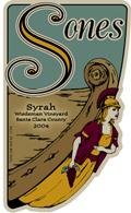 Sones Cellars-Syrah