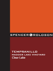 Spencer-Roloson Tempranillo