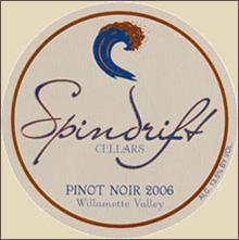 Spindrift Cellars-Pinot Noir
