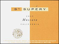 St. Supéry Vineyards - California Moscato
