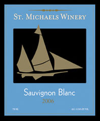 Saint Michaels Winery