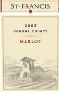St. Francis Winery Merlot