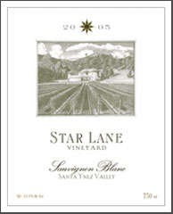 Star Lane Vineyard-Sauvignon Blanc
