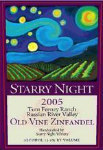 Starry Night Winery-Zinfandel