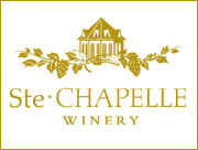 Ste. Chapelle Winery Idaho