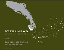 Steelhead Wines-Sauvignon Blanc