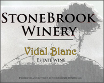 StoneBrook Winery Vidal Blanc