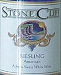 Stone Cliff Winery-Riesling