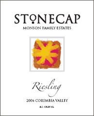 Stonecap Monson Family Estates-Riesling