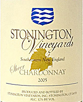 Stonington Vineyards-Chardonnay