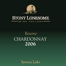 Stony Lonesome Wine Cellars-Chardonnay