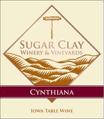 Sugar Clay Winery & Vineyards-Cynthiana