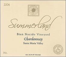 Summerland Winery Bien Nacido Chardonnay
