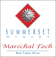 Summerset Winery-Marechal Foch