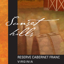 Sunset Hills Vineyard-Cabernet Franc