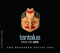 Tantalus Vineyards - Okanagan Valley Riesling