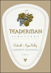 Teaderman Vineyards-Cab Sauvignon