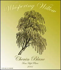 Texoma Winery - Texas High Plains Chenin Blanc