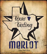 Texoma Winery - Texas High Plains Merlot
