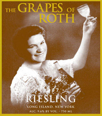 Grapes of Roth-Riesling