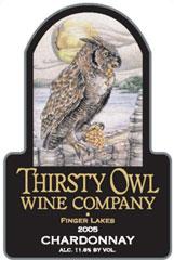 Thirsty Owl Wine Company-Chardonnay