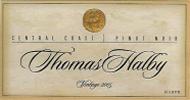 Thomas Halby-Pinot noir