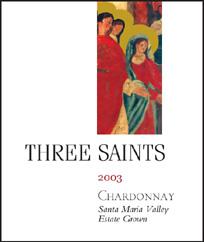 Three Saints Chardonnay