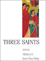Three Saints Merlot