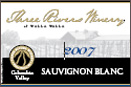 Three Rivers - Sauvignon Blanc