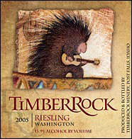 TimberRock Winery-Riesling
