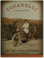 Tofanelli Family Vineyard-Zinfandel