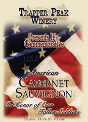 Trapper Peak Winery-Cabernet Sauvignon