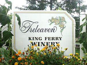 King Ferry Winery - Treleaven Wines - Cayuga Lake, New York