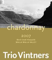 Trio Vintners-Chardonnay