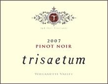 Trisaetum Vineyards-Pinot Noir