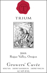 Trium Winery - Oregon