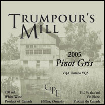 Trumpours Mill Pinot Gris